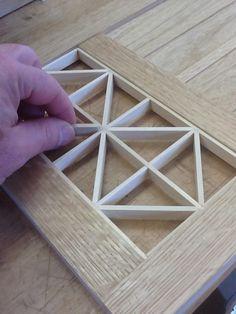 Experiments in Kumiko Woodworking-Part II - FineWoodworking