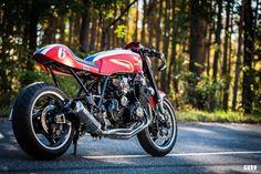 Honda CBX 1000 Cafe Racer - Gietl Bikes - Guru Photography #motorcycles #caferacer #motos   caferacerpasion.com