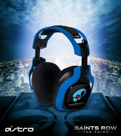 SAINTS ROW 3 BLUE - #A40