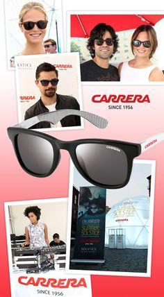 Celebrate Summer Solstice with CARRERA 6000 sunnies