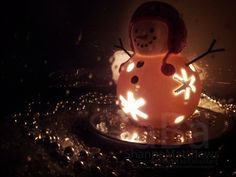 #homedecor #snowman #candles #PartyLite #Christmas #candleparties #tealights #Shannathatflaminglady #photography