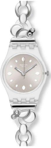 Swatch Glad Night Ladies Watch LK327G Swatch. $77.95. Analog Display. Steel Bracelet Strap