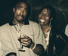 2Pac & Afeni Shakur (RIP)