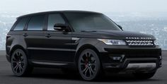 2014 Range Rover Sport. If I ever really wanted to own an SUV, or if it becomes necessary, this is my first choice.