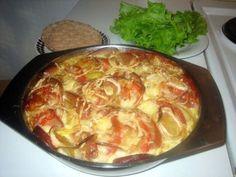 Nikkarin Vuoka Halloumi, Gordon Ramsay, Andalusia, Macaroni And Cheese, Cabbage, Cooking Recipes, Meat, Chicken, Baking