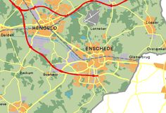 Sinds augustus 2011 woon ik in Enschede. Sommigen verklaarden me voor gek toen ik van het drukke Westen naar het rustige Oosten vertrok, maar Enschede is alle behalve rustig. Het is een gezellige stad met alles wat je nodig hebt!