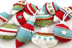 Here Comes the Sun: 10 Homemade Christmas Ornaments