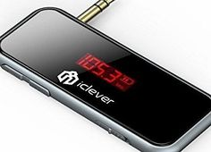 iClever [Updated - Mini Version] iClever IC-F50 Mini Universal In-Car Wireless FM Transmitter, Stream Music  No description (Barcode EAN = 6958446328988). http://www.comparestoreprices.co.uk/december-2016-week-1-b/iclever-[updated--mini-version]-iclever-ic-f50-mini-universal-in-car-wireless-fm-transmitter-stream-music-.asp