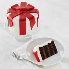 Celebration Present Cake