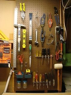 1000 Images About Tool Room Ideas On Pinterest Tool