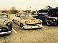 1954 Chevy Bel Air  Love love our car!