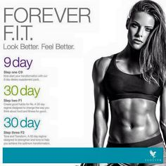 Amazing way to kickstart your new year into a healthier you - c9 is a 9 day cleanse followed by 30 days of F.I.T 1 and then F.I.T 2  69 day programme!!!