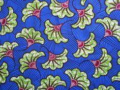 Véritable coupon tissu, wax(pagne africain) 90cm x116cm : Tissus Habillement, Déco par la-grace-wax-s