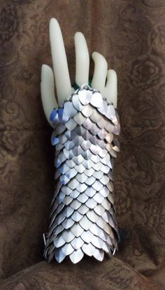 Dragon Skin Gloves With Leather Buckle, Made To Order https://www.etsy.com/listing/159479417/dragon-skin-gloves-with-leather-buckle?