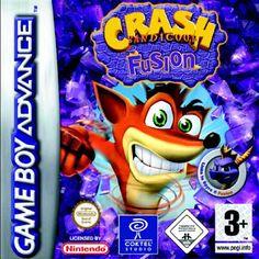 Emularoms: Crash Bandicoot Fusion ( BR ) [ GBA ]