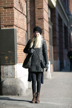 79 Incredible Model-Off-Duty Street Style Outfits From New York FashionWeek   StyleCaster
