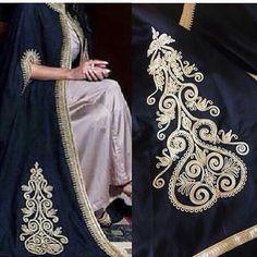 Oriental Dress, Oriental Fashion, Indian Fashion, Morrocan Dress, Moroccan Caftan, Mode Abaya, Kaftan Abaya, Arabic Dress, Vogue Fashion