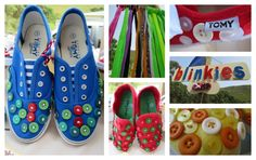 Blinkies - Button shoes and slip on's  Address: Hermanus South Africa Tel: 073 054 2598 Email: jhcjackal60@gmail.com