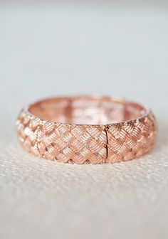 """Forever Wishes Bracelet 14.99 at shopruche.com. Beautifully textured, this copper bangle is perfect by is self or worn with an armful of bangles.2.75"""" diameter, 1"""" wide"""
