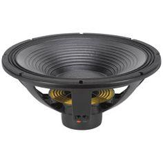"""RCF LF21N451 21"""" Neodymium Woofer Speaker Woofer Speaker, Built In Speakers, Loudspeaker, Wok, 21st, Speaker Building, Vehicle, Copper, Technology"""