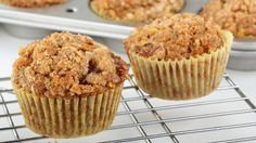 Coffee Cake Muffins-Just made some to take to the poll workers in the am.  Hope they enjoy.