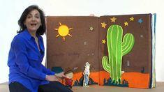 Pequeño Cowboy, narrado por Aurelia Rodríguez. #cuentos