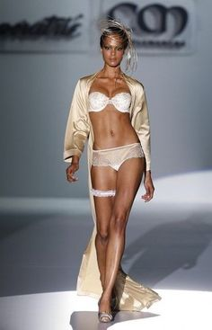 Emperatriz Bridal Lingerie F/W 09-10-Global Intimate Wear