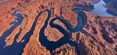 Lago Powell, Utah-Arizona, EEUU