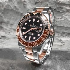 Rolex Root Beer The Perfect GMT For Any Gentlemen $18000 . . . #rolexaholics #malefashion #menstyleguide #stylegram #preppy #zenith #entrepreneurs #fashionblog #myoutfit #montre #miamilife #moneymaker #luxurybrand #mensclothing #prestige #dandy #luxurystyle #styleiswhat #thebillionairesclub #watchfreak #moneymotivated #menwear #bloggerstyle #wristgame #iwc #gent #leadership #dailyphoto #richlifestyle #mindset
