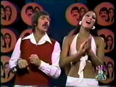 "SONNY & CHER ""Jambalaya"" (On The Bayou) - YouTube Rock N Roll, Cher Videos, 70s Tv Shows, Jambalaya, Vogue Magazine, Soundtrack, Country Music, Music Videos, Singing"