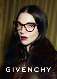 Alessio, Jamie, Julia, Kendall, Mariacarla, Peter, Veroniek, Isabelle by Mert Alas & Marcus Piggott for Givenchy Fall Winter 2014-2015