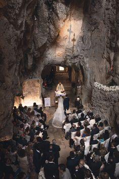 Italian ceremony in Italy
