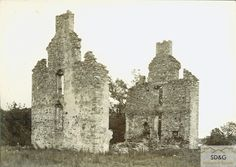 94-10.45 Daly Collection #41 Stone House Point east of Cornwall, Ontario, Canada