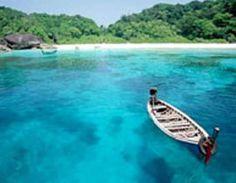Pulau Moyo - Indonesia