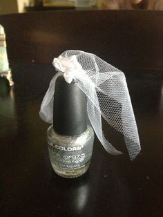Bridal Shower Favors | Bridal shower favors | Would be great to make little gift bags for all my guests and everyone knows I love nail polish so It would be a perfect add!