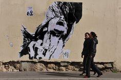 NAFIR http://www.widewalls.ch/artist/nafir/ #graffiti  #streetart