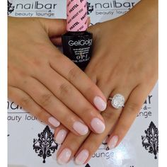My all time fav now comes in pastel thank you to @maylenn_nail_tech and @nailbarandbeautylounge for keeping me fresh