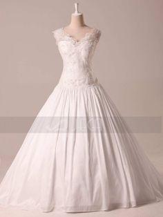 D'inspiration Vintage robe de mariée modestes par JecaBridal