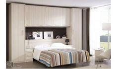 Dormitorio moderno en tonos claros dise o y decoraci n - Decoracion de dormitorios matrimoniales pequenos ...