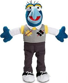 The Muppets Exclusive 17 Inch DELUXE Plush Figure Gonzo -- Be sure to check out this awesome product.