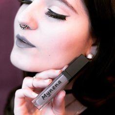 60 trendy nails grey and pink glitter butter london Grey Nail Art, Yellow Nail Art, Gray Nails, Cool Nail Art, Purple Nails, Casual Nails, Trendy Nails, Valentine Nail Art, Smooth Lips