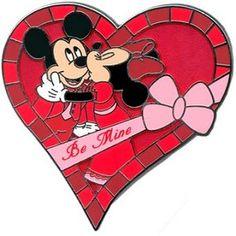 Disney 2012 Valentine's Day pin, $12.95