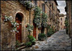 Verona, La Toscana... Italia