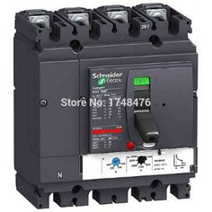 (85.00$)  Watch more here - http://ai2ic.worlditems.win/all/product.php?id=32705767177 - NEW LV431683 circuit breaker Compact NSX250H - TMD - 125A - 4 poles 3d
