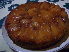 La Fiesta del Té: Torta invertida de peras