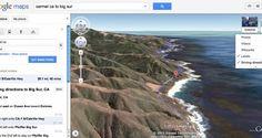 Google Maps lanza la nueva vista aérea