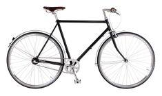 Klassischer gemuffter Herren Halbrenner bzw. Herren Rennrad aus Stahl in 39 Farben