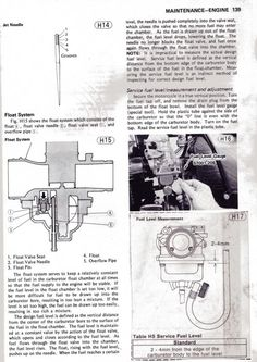 Image result for mikuni carb diagram and kz 650