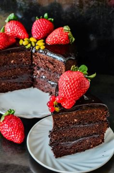 Love Chocolate, Raw Vegan, Bakery, Vegan Recipes, Deserts, Food And Drink, Sweets, Homemade, Dukan Diet