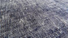 £4.99/m Linen Cotton Blend Grey/Blue Melange Dress Fabric Material. in Crafts, Fabric | eBay